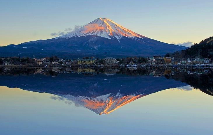 9 самых популярных однодневных поездок из Токио: чем привлекательна величественная гора Фудзи