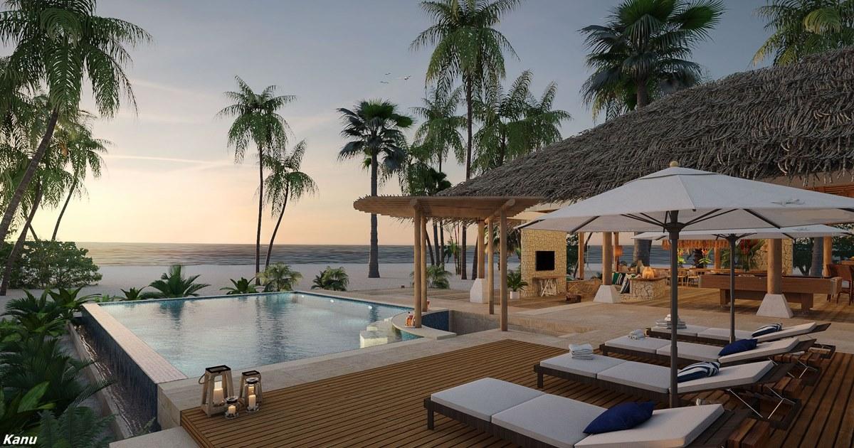Как арендовать целый частный остров в Белизе всего за USD 500 в сутки