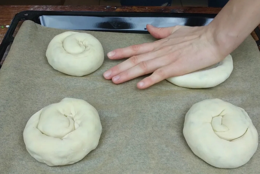 Лепешки практически из ничего: заменяют мне и хлеб, и десерты.