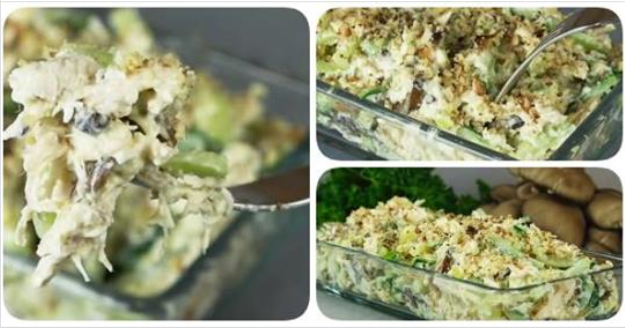 Обалденный салат «Вместо Оливье» сделает ваш праздник