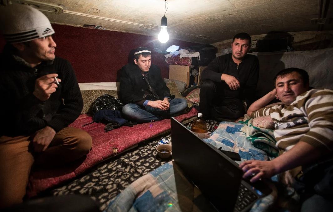Сдал квартиру на месяц двум молодым ребятам-строителям из Средней Азии. Квартира ДО и ПОСЛЕ
