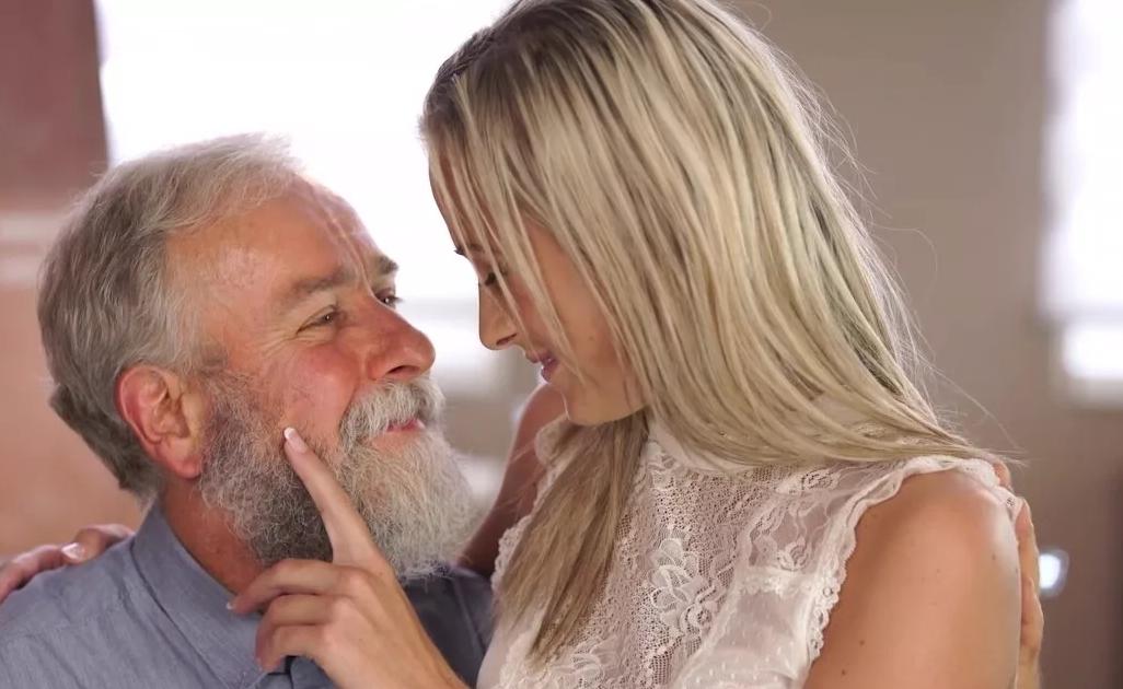 по видео куни с дедом