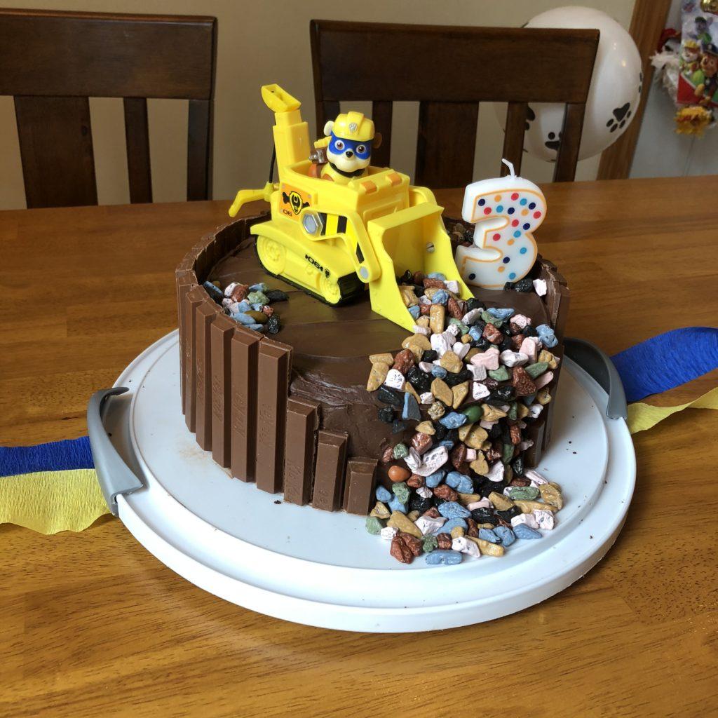 Как устроить тематическую вечеринку  Щенячий патруль  для малыша 3 лет