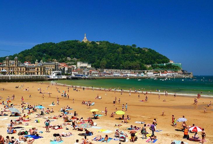 Популярные достопримечательности города Сан-Себастьяна, а также лучшие экскурсии для активных туристов