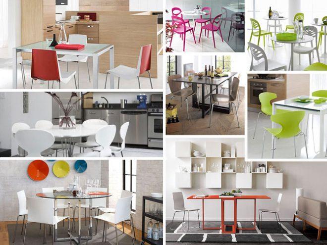 Выбираем кухонные стулья
