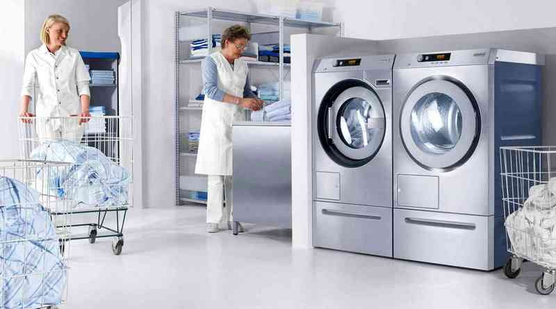 Как выбрать оборудование для химчистки
