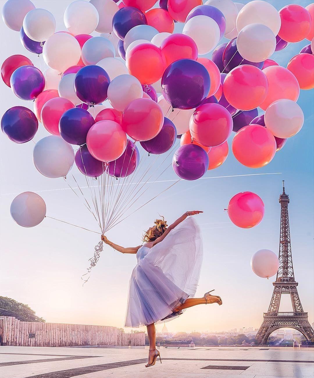 Воздушные шарики компании «Месье Шар»