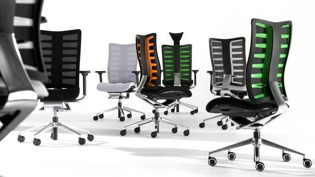 Выбираем офисные стулья на колесиках