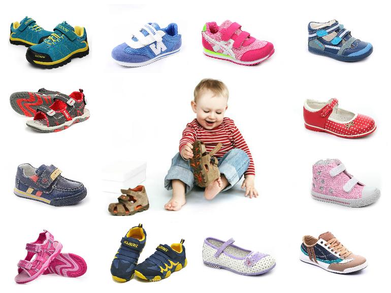 Как правильно выбрать детский обувь