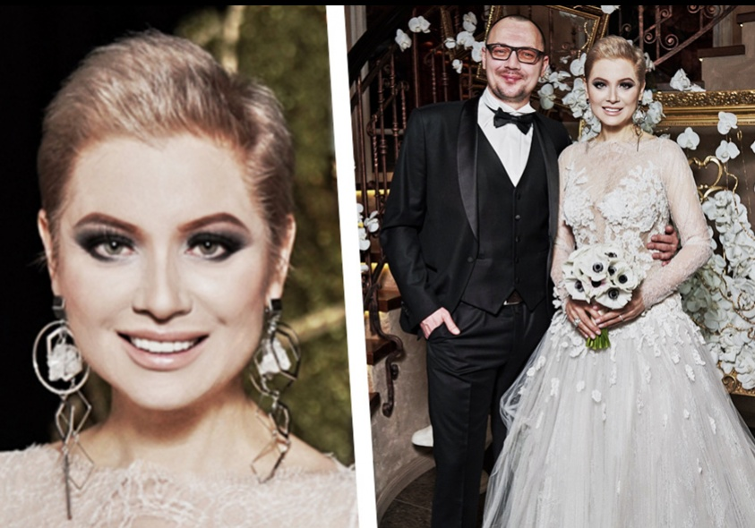 Платье за 10 000 000 рублей: Лена Ленина выходит замуж за шеф повара одного из столичных ресторанов
