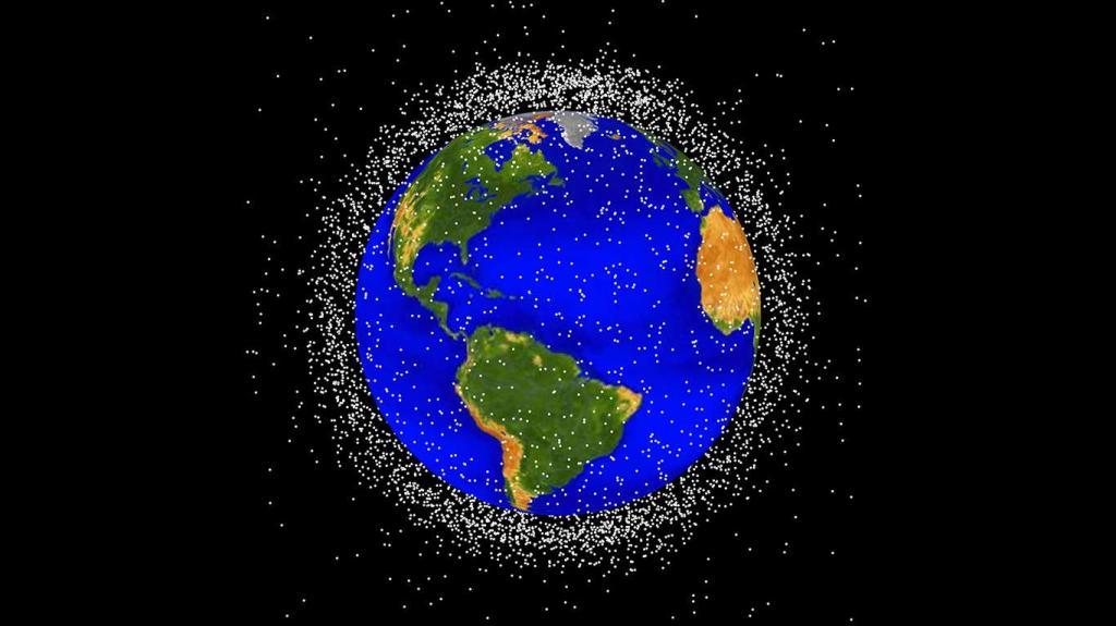 Космический мусор, астероиды и даже ядерный реактор: самые опасные предметы на орбите Земли, представляющие непосредственную угрозу