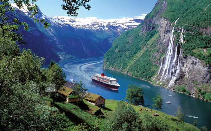 8 самых популярных достопримечательностей города Согнефьорд: знакомимся с крупнейшим ледником Европы