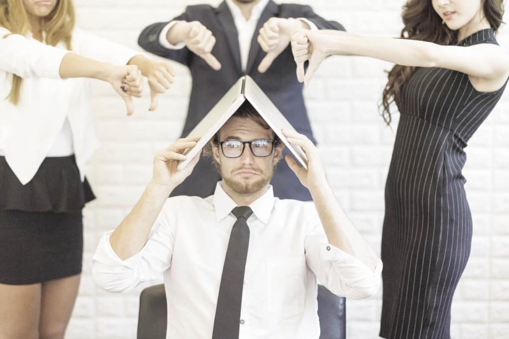 Как победить страх лидеру: ролевые игры и другие способы