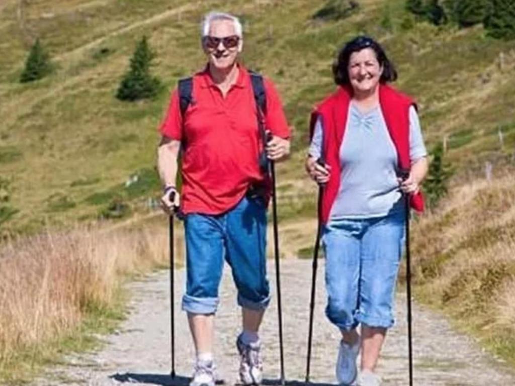 Как правильные упражнения и диета могут увеличить продолжительность жизни на 10 лет
