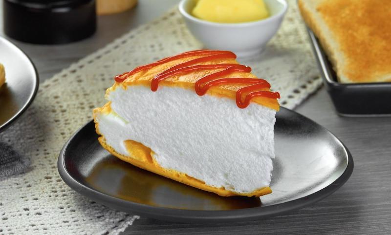 Яичница в виде торта: три интересные идеи, которые сделают завтрак вкуснее