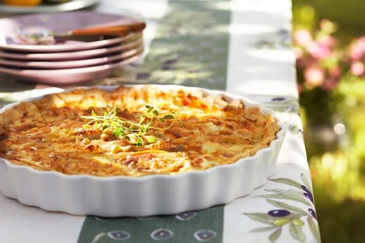С лисичками, креветочный и другие потрясающие вкусные соленые пироги финской кухни: 10 лучших вариантов