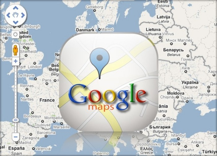 Японское или Восточное море: как Google Maps меняет границы на картах для разных пользователей
