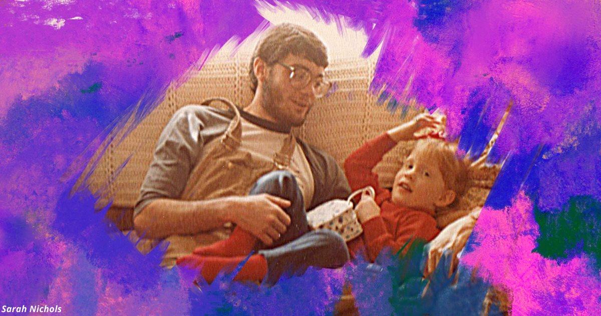 Папам жизненно важно проводить время с детьми. Вот почему