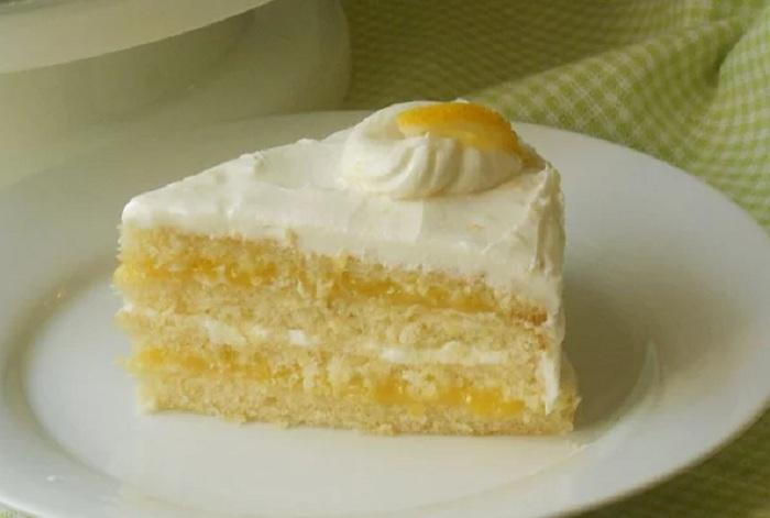 Лимон внутри и снаружи: мой любимый рецепт абсолютно лимонного торта (когда испекла его на день рождения сына, все гости были в восторге)