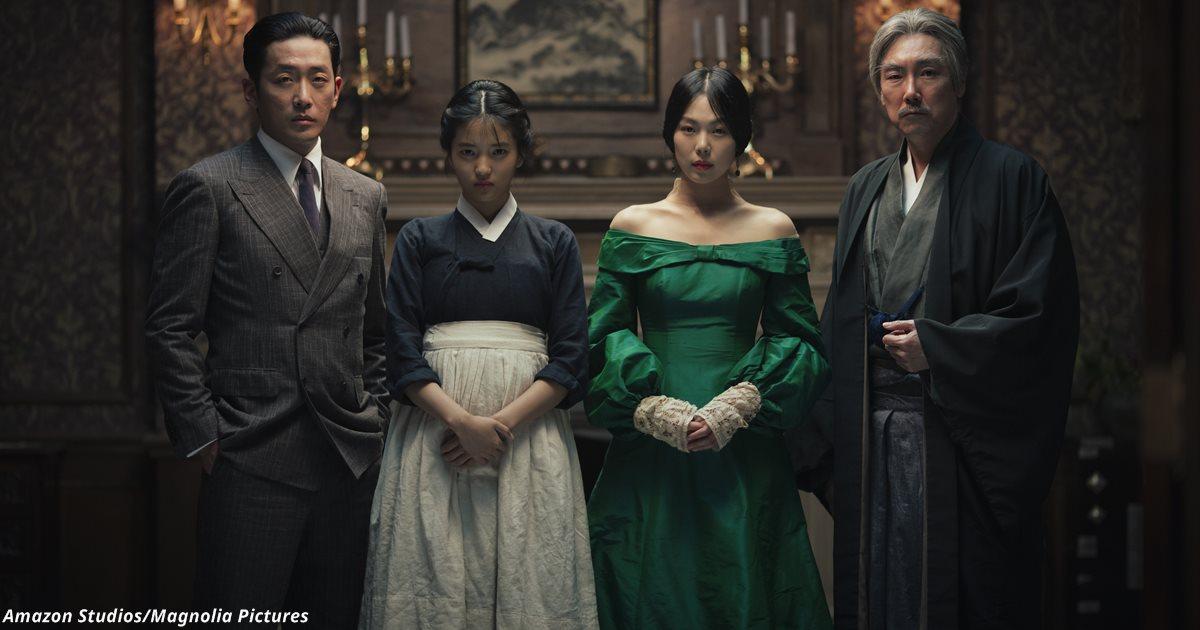 «Служанка» — шедевр корейского кино, который даже круче «Паразитов»