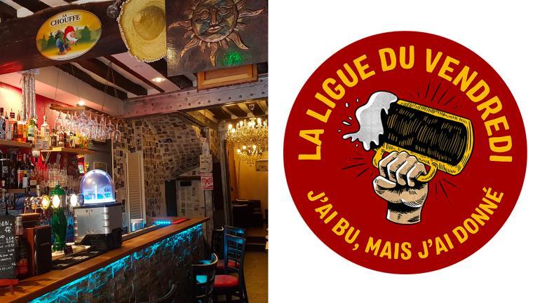 Выпейте пиво - сделайте доброе дело: бары в Руане отдают часть пятничной прибыли на детский отдых