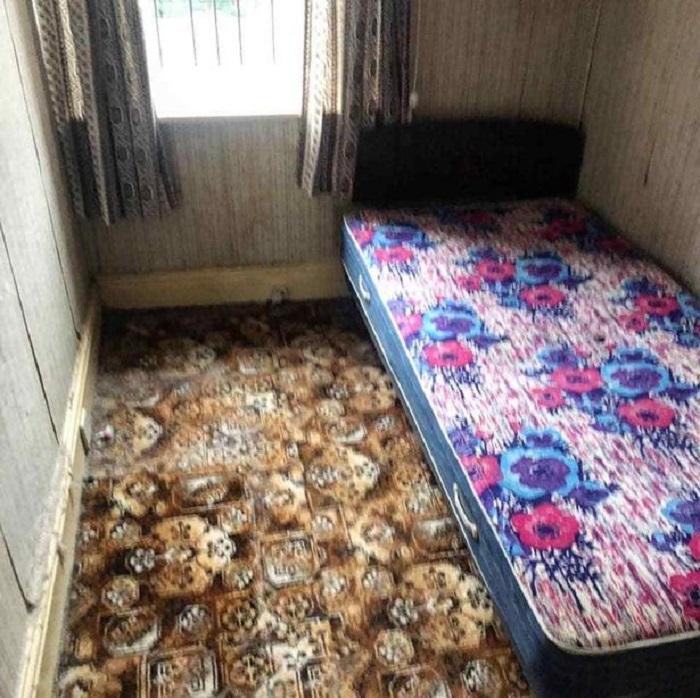 Мужчина переделал свою крохотную спальню в шикарную ванную комнату: люди оценили его работу