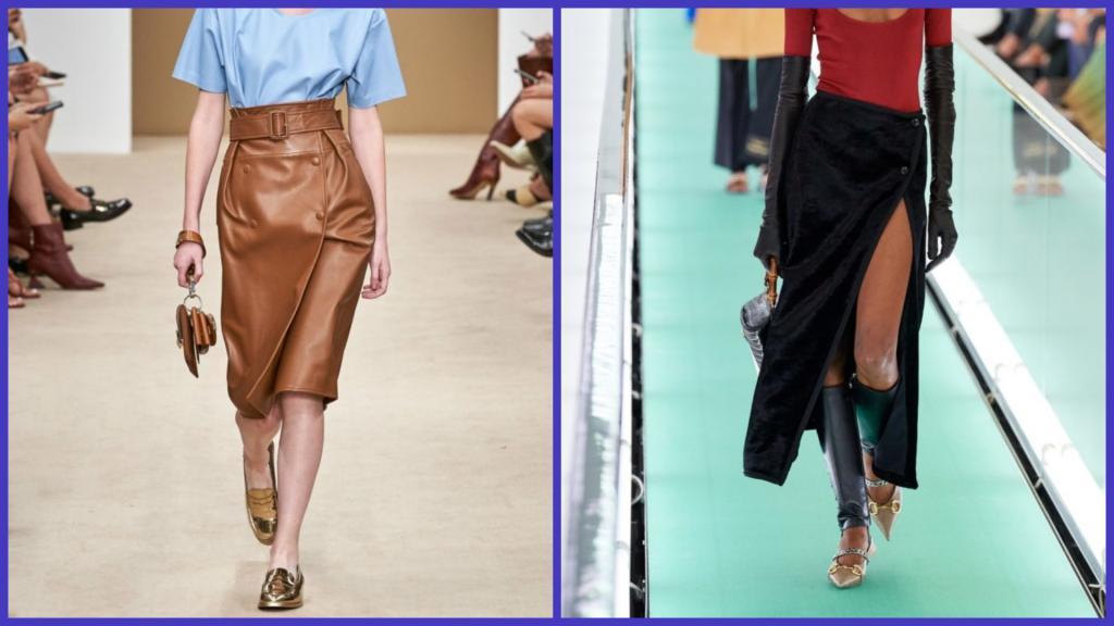 Глубокие разрезы, рюши, асимметрия: горячие юбки нового сезона (фото)