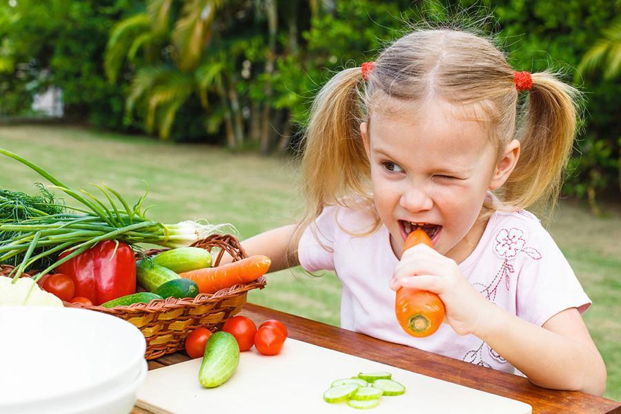 Творчество имеет ключевое значение: родители раскрывают свои секреты, как они заставляют детей есть овощи