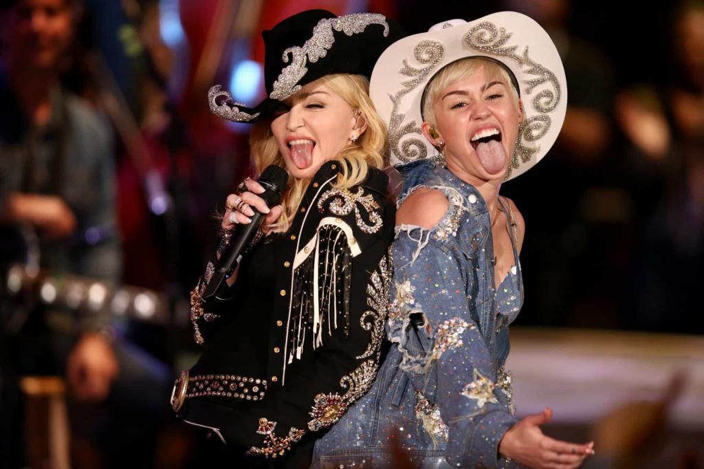 Дикий Дикий Запад: как Мадонна и другие знаменитости смотрятся в ковбойских образах
