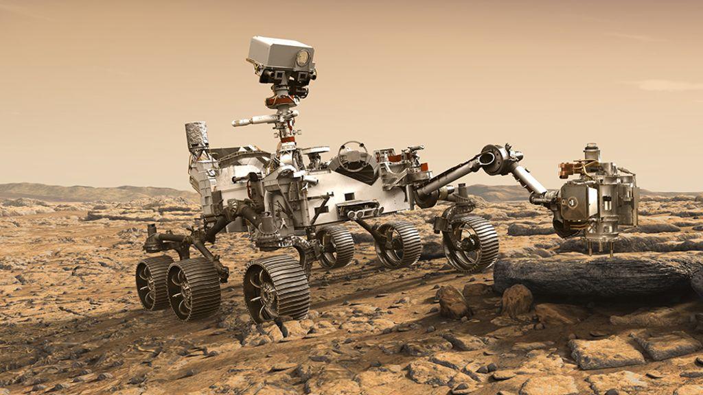 Марсоход от NASA должен ответить на важный вопрос: Mars 2020 покажет, есть ли жизнь на Марсе