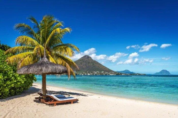 Живописный Маврикий - рай для любителей