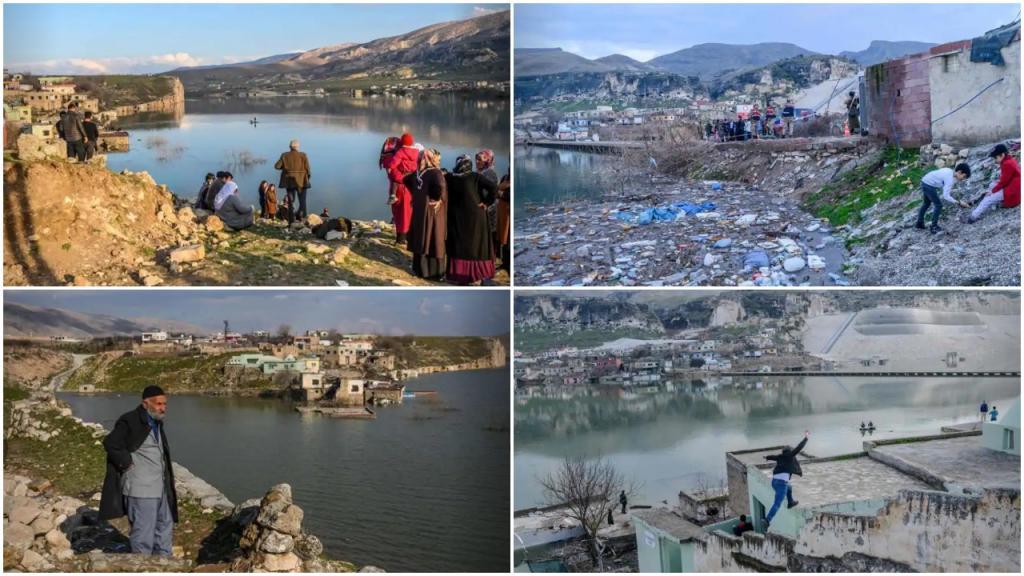 Здесь будет искусственное озеро: небольшой турецкий город Хасанкейф, которому 12 000 лет, скоро исчезнет под водой