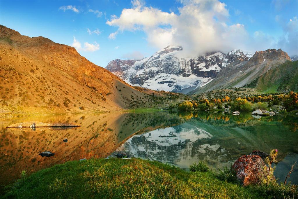 Молдова, Таджикистан и другие: туристическая компания составила список мест, где нет толп туристов