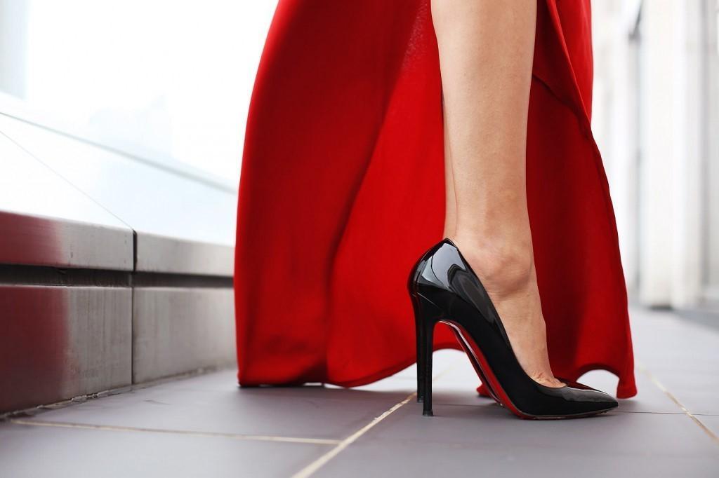 Кристиан Лубутен: почему ношение 15 сантиметровых каблуков делает женщин свободными