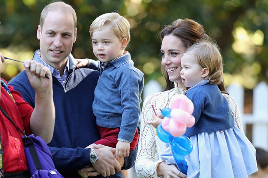 Какое оно, королевское воспитание: Кейт Миддлтон рассказала, как справляется с прихотями детей