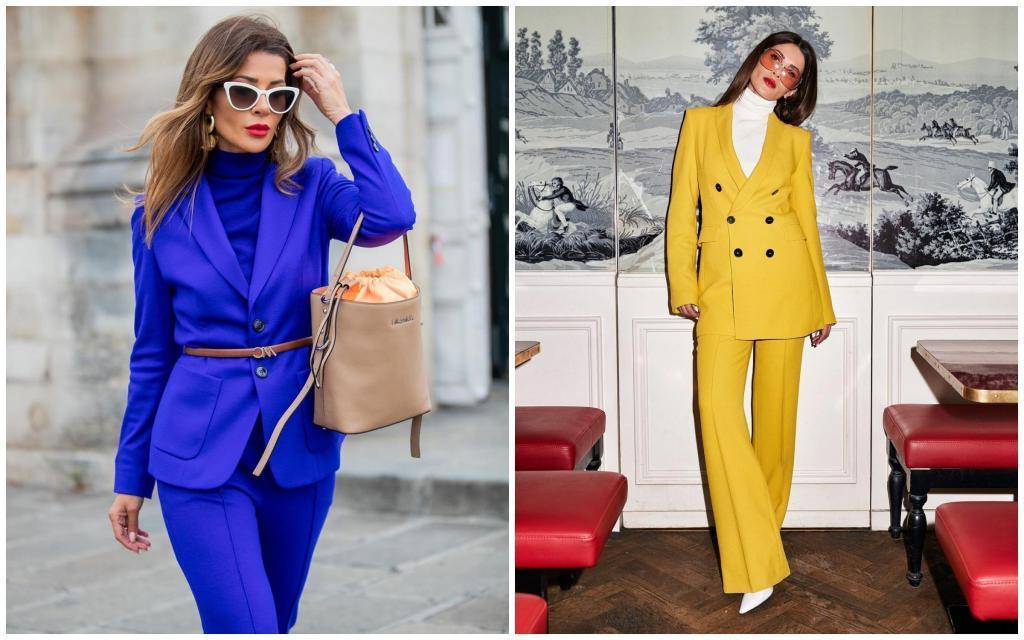 Даже вырез свитера имеет значение: как выглядеть модно весной 2020 года