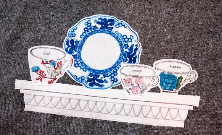 Время пить чай: как сшить красивое чайное полотенце с тематической аппликацией