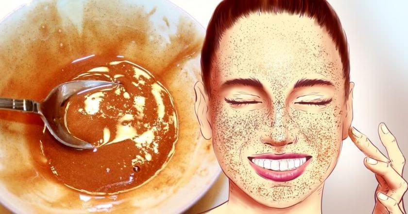 Надоели расширенные поры и жирный блеск? Поможет волшебная маска