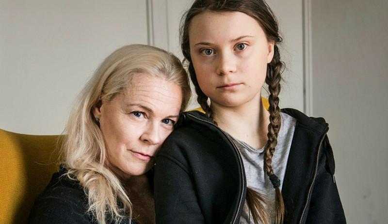 Самый влиятельный ребенок в мире: мать Греты Тунберг рассказывает о проблемном детстве девочки