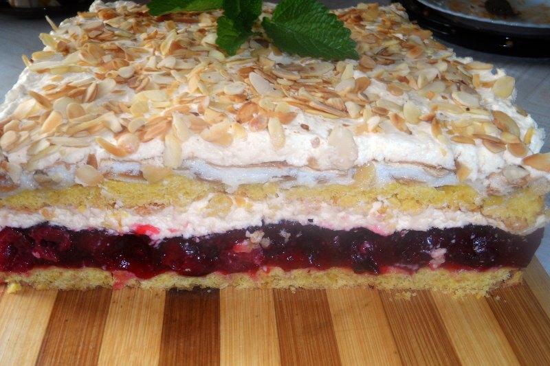 Вкусный торт под названием «Месть свекрови»: потому что месть может быть сладкой