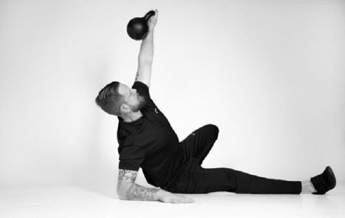 Выполнение только одного упражнения в течение десяти минут каждый день помогает создать сильное тело: турецкая тренировка
