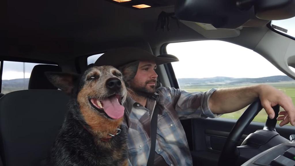 Сеть покорило видео, в котором собака поет вместе со своим хозяином: буря эмоций