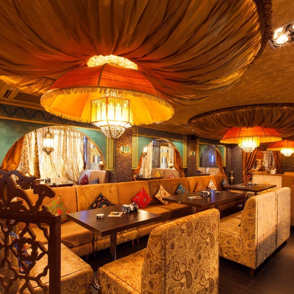Диван-Сарай – восточный ресторан Ильи Шувалова