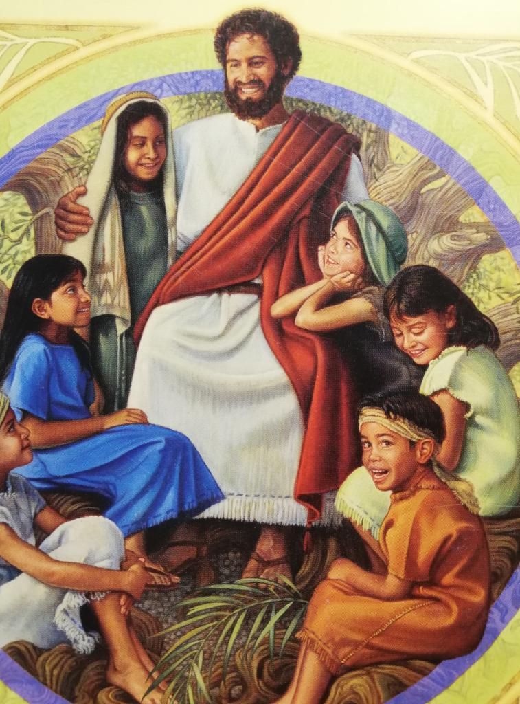 Недавно подслушала беседу о том, что люди не дети Бога. Тогда кто же мы?