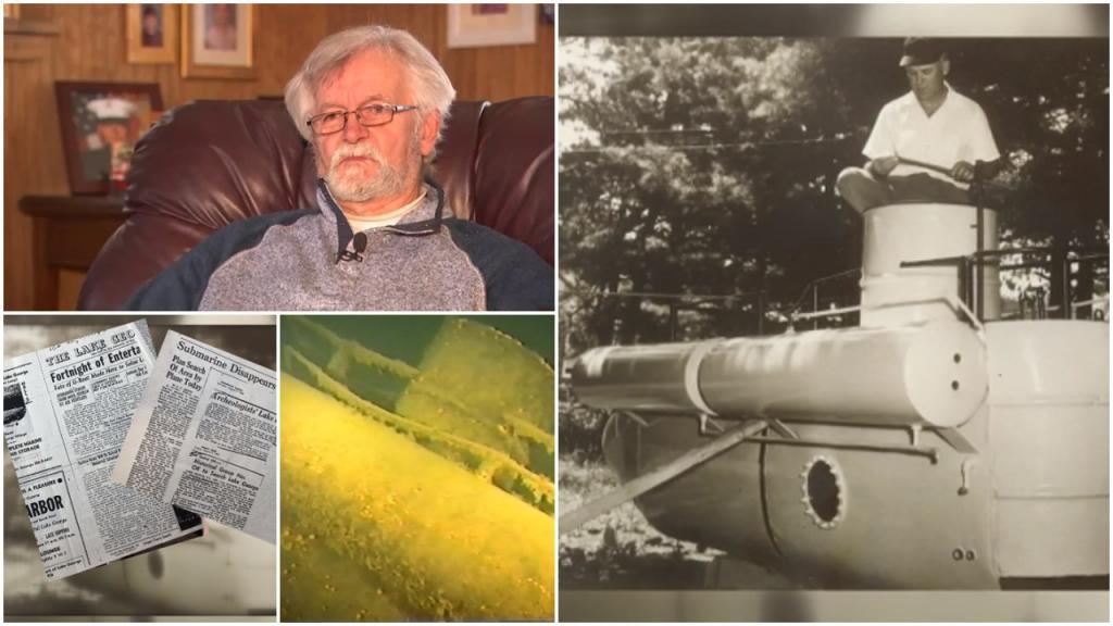 Тайна субмарины Baby Whale: спустя шесть десятилетий человек признается в краже подводной лодки