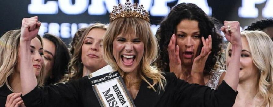 Как выглядит 35-летняя мисс Германия в повседневной жизни: фото матери-одиночки, выигравшей конкурс красоты