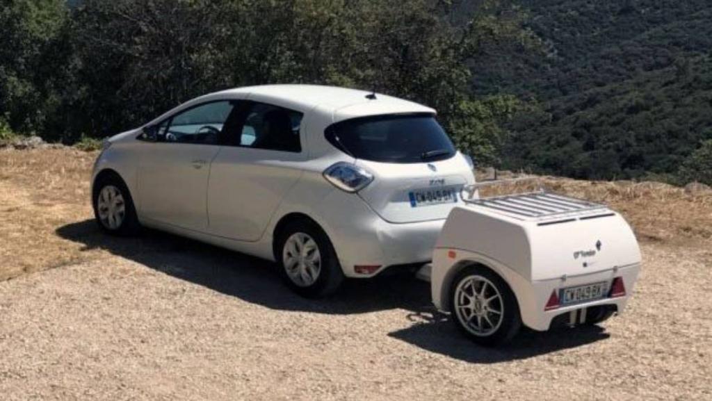 Это решение проблемы? Французский стартап создает «запасные батарейки» на колесах для электромобилей