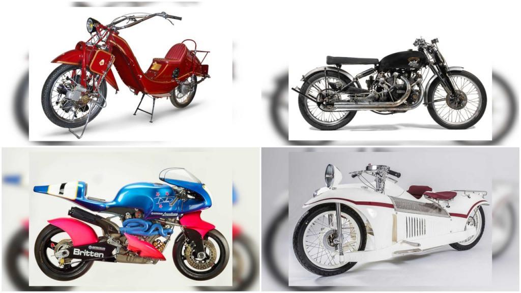 Прошлое, настоящее и будущее дизайна мотоциклов: в Австралии пройдет выставка мотобайков