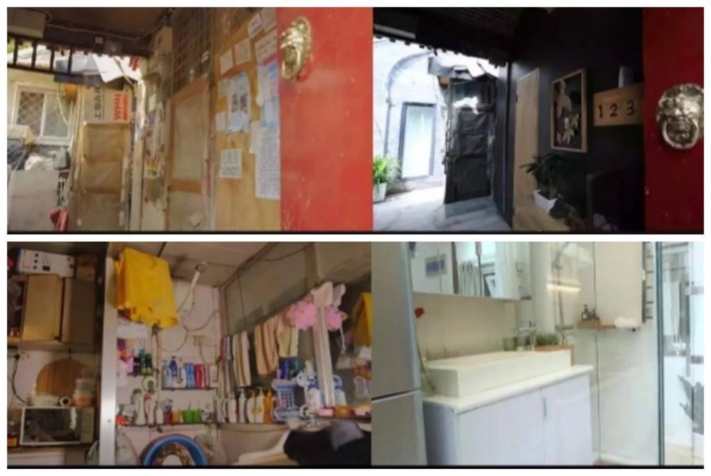 Дизайнер потратил 65 дней на реконструкцию ветхого 100 летнего дома: фото до и после