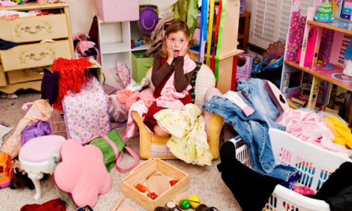 Чтобы не сойти с ума: когда в доме маленькие дети, пространство надо организовать, как в детском саду (зонирование)